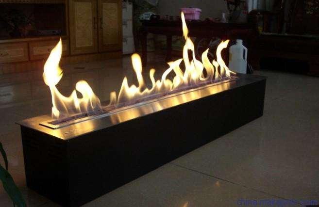 On Sale 31'' Smart Remote Control Fireplace Burner