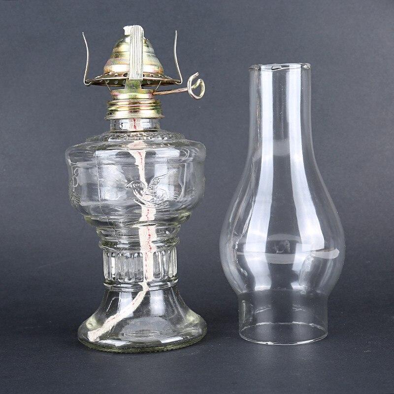 glass vase lights