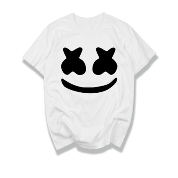 DJ Cosplay T-shirt Costume For Gift Halloween Fans Collection Drop Ship