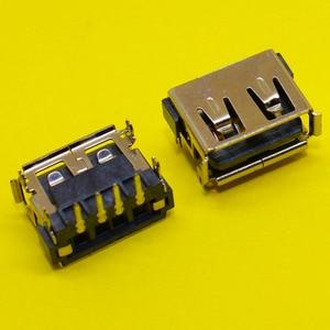 New! 10pcs/lot USB 2.0 Port Jack Plug Female Socket Motherboard Connector for Acer Aspire 5232 5241 5516 5517 5532 5541(China)