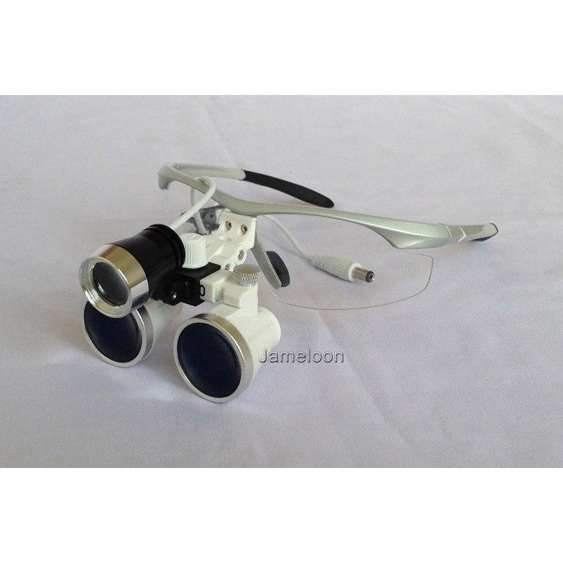 81231b2ce4 Aliexpress.com : Acquista 3.5X volte lente di ingrandimento con led del  faro lente antifog occhiali occhiali mediche ottico binoculare lente di ...