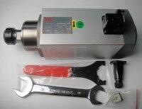 GMT6KW spindle motor air cooling ER32 AC380V 3 PH 300HZ 18000RPM