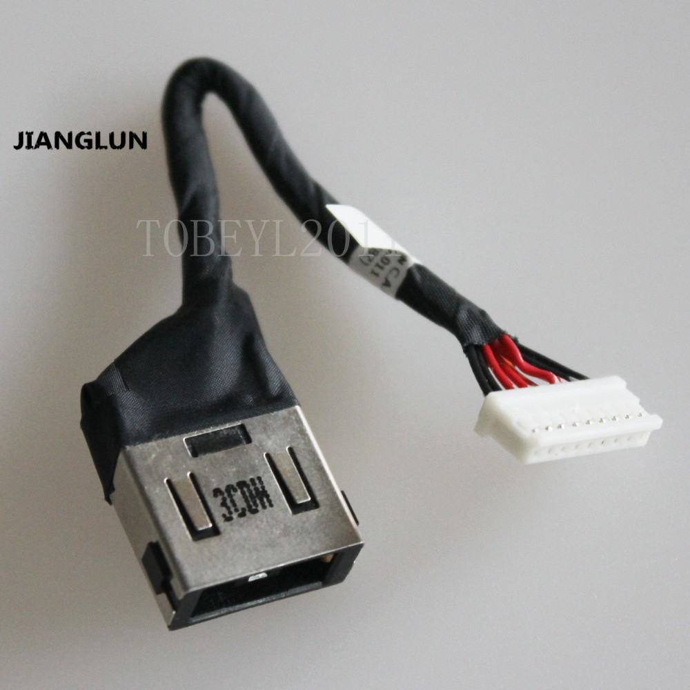 DC POWER JACK HARNESS IN CABLE FOR LENOVO THINKPAD T540P 20BE T540P-20BE SERIES