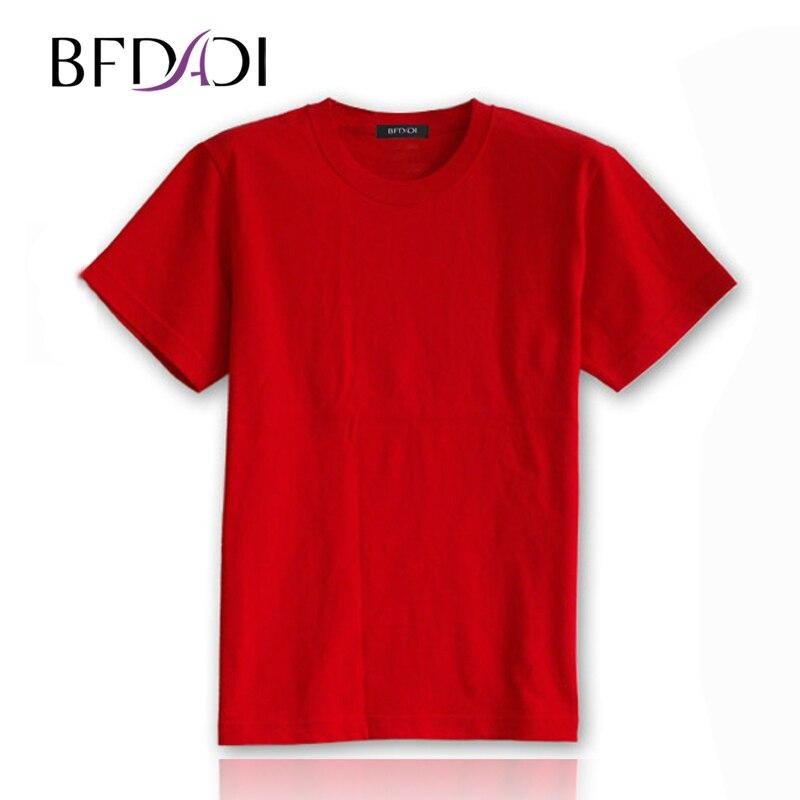 BFDADI 2018 nuevo tamaño grande xl xxl xxxl 4xl verano manga corta hombres  camiseta de los hombres camiseta Original de la novedad 704420e886681