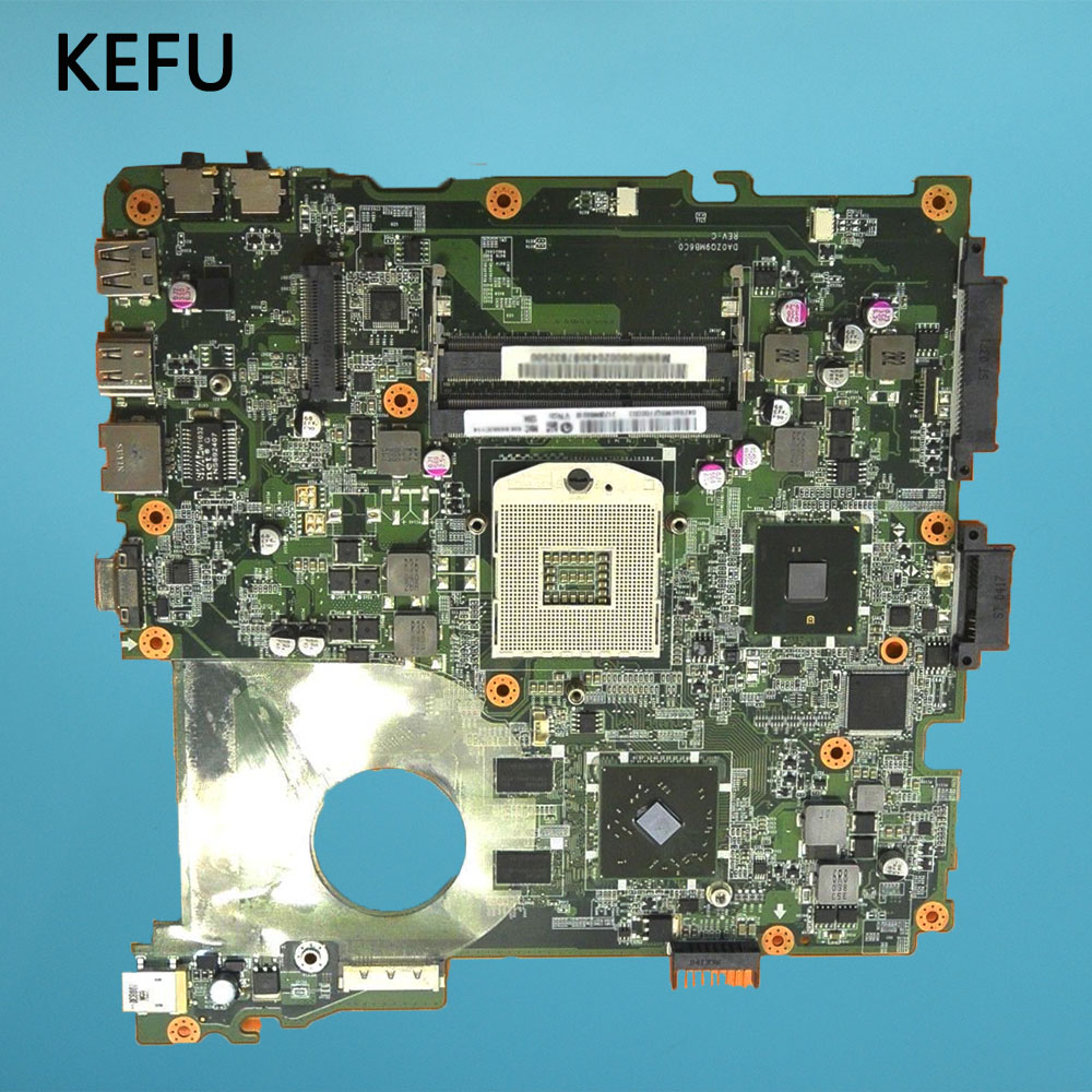 KEFU Laptop Motherboard Systemboard 4738 DA0ZQ9MB6C0 ACER for 100%Working