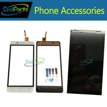 1PC/Lot High Quality For Oukitel K4000 Pro  Separate  LCD Display and Touch Screen Digitizer Assembly Replacement Part With Tool