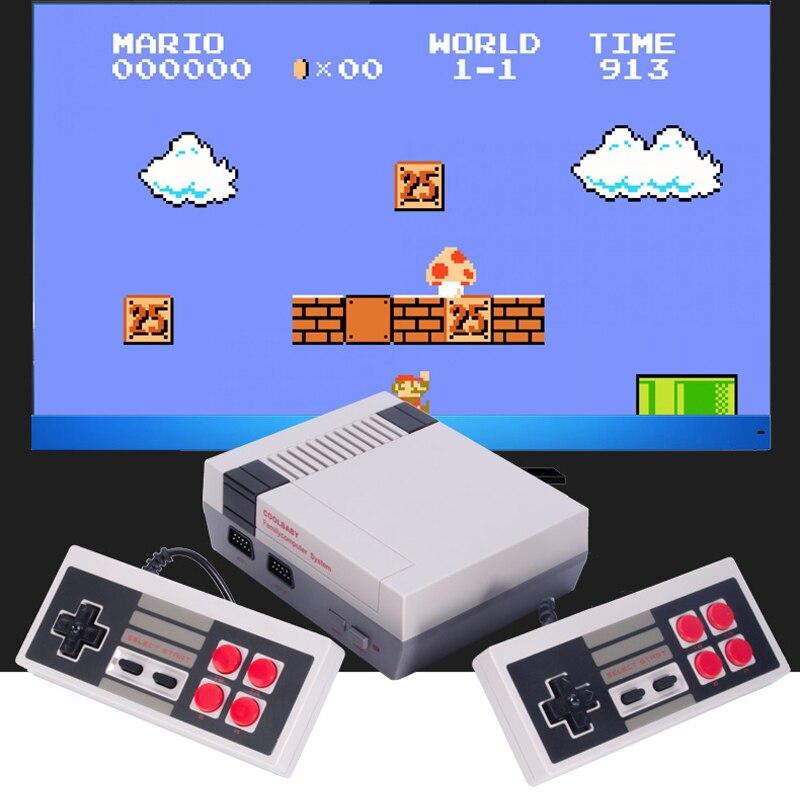 Arrkeo мини-классический HDMI ТВ 8 бит Ретро игровой консоли детства встроенный 600 игр HD ручной игровой плеер для подарок для детей
