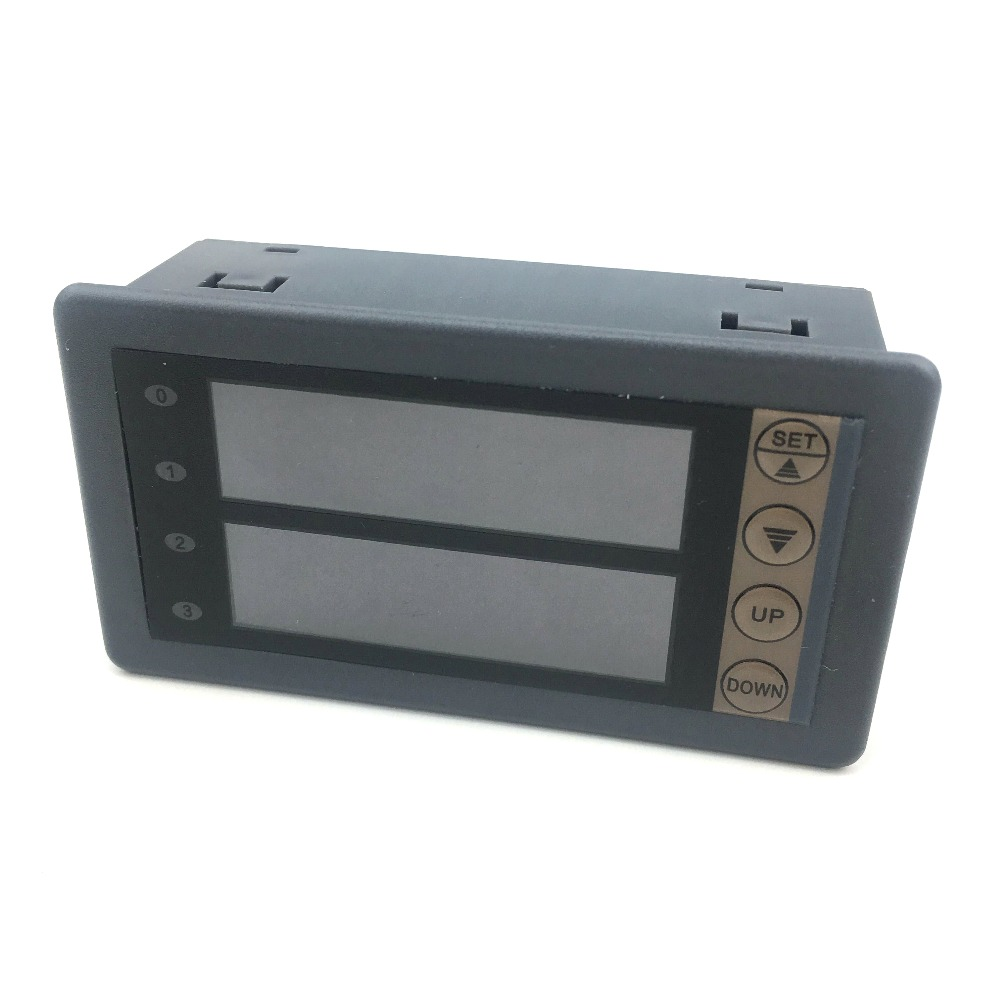 PLC Display And Input Parameter Display Board, Function Is Equivalent To Text, Touch Screen Does Not Need To Be Programmed