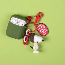 Bluetooth Wireless Shockproof Shell For Earphone Airpod Case Cartoon Soft Silicone Box For Apple Airpods Protective Cover.