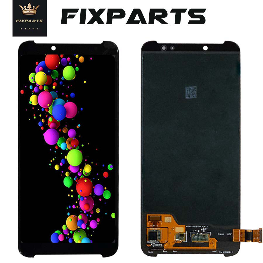 6.01 AMOLED Display Xiaomi BlackShark Helo LCD Display Touch Screen Digitizer Assembly Replace Parts Xiaomi Black Shark2 LCD6.01 AMOLED Display Xiaomi BlackShark Helo LCD Display Touch Screen Digitizer Assembly Replace Parts Xiaomi Black Shark2 LCD