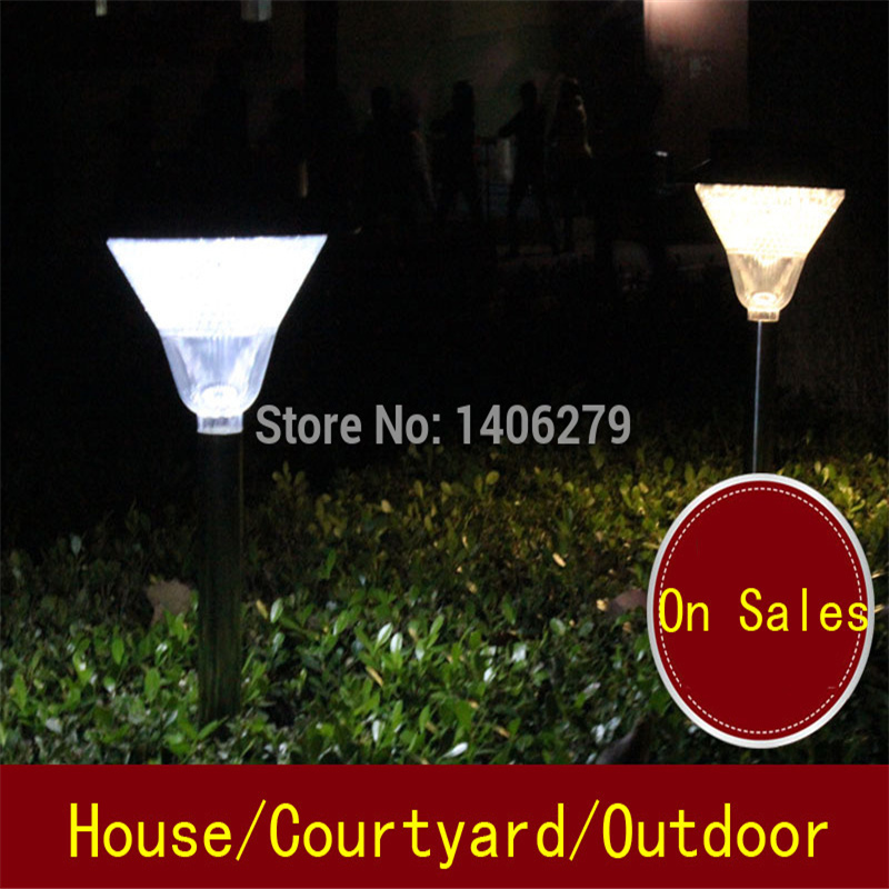 LED Solar Garden Lamp Path Light Bright Outdoor Landscape Light Lawn Lamp  Automatic Decoration In Solar Lamps From Lights U0026 Lighting On  Aliexpress.com ...