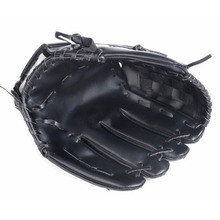 New Baseball Gloves Portable Dark Brown Durable Men Softball Baseball Glove 1.2mm PVC Sports Player Preferred Orange Black Pink