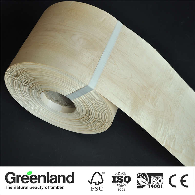 Maple(C.C) Wood Veneers size 250x20 cm table Veneer Flooring DIY Furniture Natural Material bedroom chair table Skin
