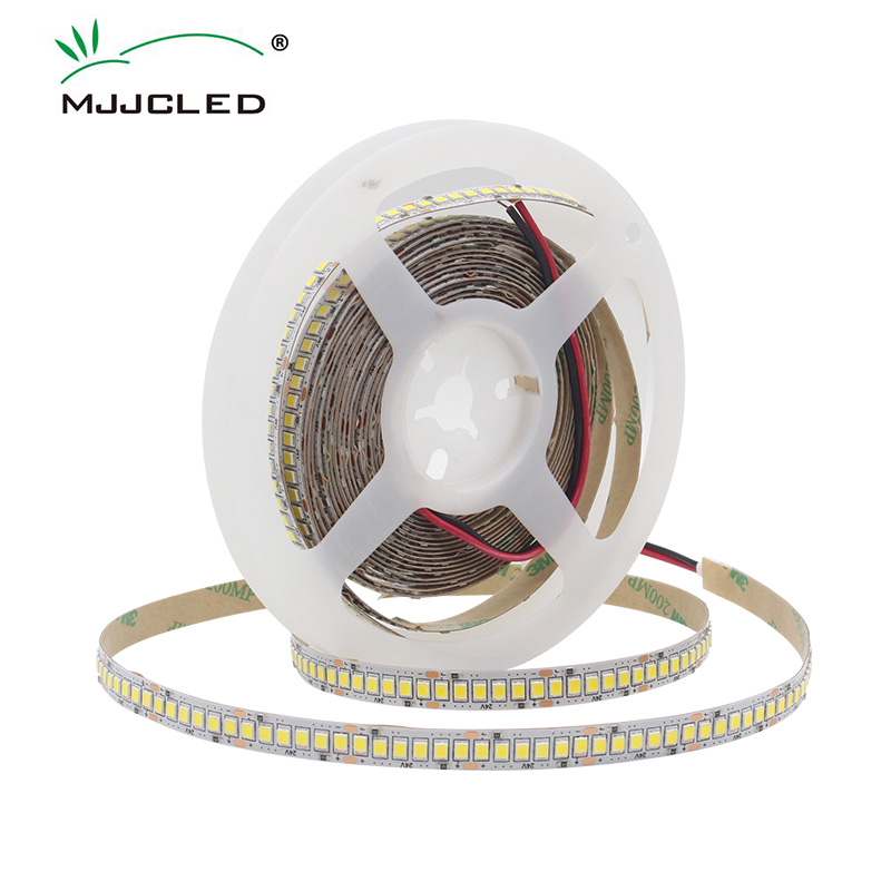 1M 2M 3M 4M 5M LED Strip 2835 Flexible Lighting Warm White Cool White IP20 LED Strip Light Indoor Decor DC 12V 24V
