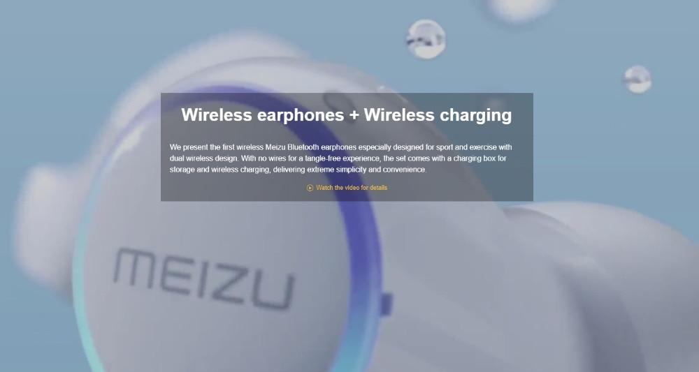 Meizu POP TW50 True Wireless Bluetooth Earphones 5.8g Mini TWS Sport Bluetooth V4.2 Headset For iphone 7 Plus auricular H0 (5)