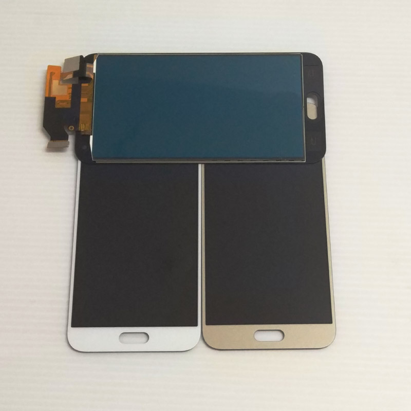 For Samsung Glaxy E5 E500 E500F E500H E500M Full Touch Screen Digitizer Sensor + LCD Display Panel Module Assembly ...