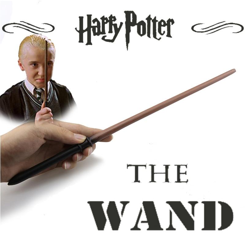 2017 Metal/Iron Core Draco Malfoy Magic Wand/ Harry Potter Magical Wand Gift Box Packing