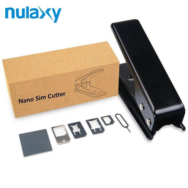 Nulaxy Sim כרטיס מתאם כרטיס ה-sim באיכות גבוהה חותך Nano-micro-nano תקן מיקרו רגיל ננו Sim מתאם עבור הסלולר