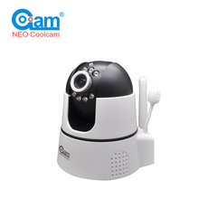 COOLCAM NIP-22FX-01 720P Camera IP Wifi Network Wireless Surveillance Security Camera With Temperature And Humidity Sensor