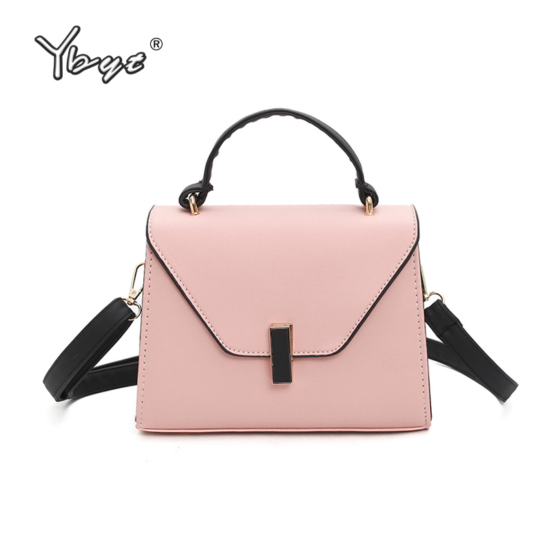 YBYT brand 2018 new fashion women bag lock flap simple leisure messenger packet female shopping handbags shoulder crossbody bags ybyt brand 2018 new fashion casual handbags women flap luxury pu leather clutches ladies small shoulder messenger crossbody bags