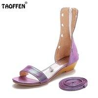 Ücretsiz kargo kalite düz sandalet moda kadınlar elbise seksi kadın ayakkabı P14353 Sıcak satış EUR boyutu 34-47