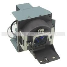 Compatible Lampe De Projecteur 5J. J5205.001 POUR MS500 MX501 MX501-V MS500 + MS500-V TX501 MS500P Avec Logement Happyabte