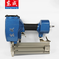 Air Concrete Nailer ST64C Nail Gun For 18 64mm Steel 0.4 0.8 MPa 2.2mm Diameter
