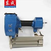 Air Concrete Nailer ST64C Nail Gun For 18 64mm Steel 0.4 0.8 MPa 2.2mm Diameter