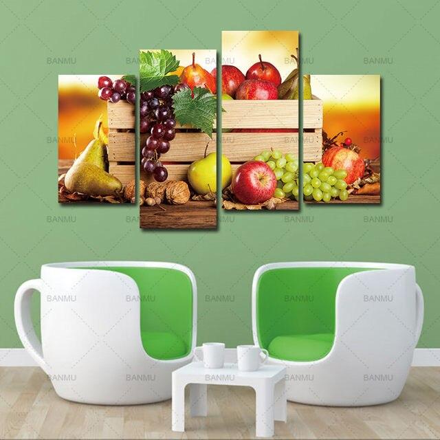 Cuadros para cocinas modernas cocina homegbz cuadros - Cuadros decorativos para cocina abstractos modernos ...