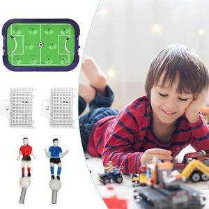 Image 5 - Jouet de sport pour enfants, Mini Table de Football, jeu de plateau, Football sur le terrain, cadeau idéal pour enfants, garçons