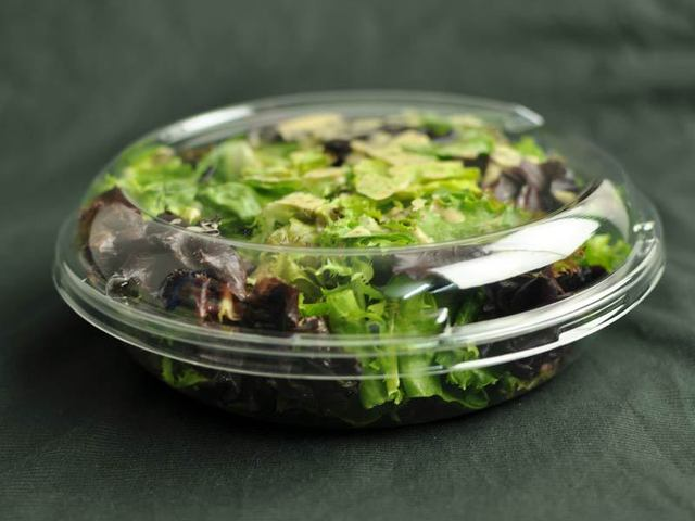 R$ 133 22  25pcs Wholesale Plastic Big Clear Salad Bowl Container Food  Salad Lunch Take out Boxes/Pods em de no AliExpress com   Alibaba Group