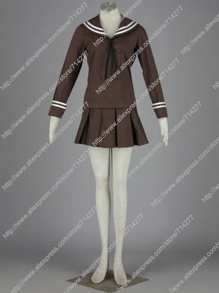 Free shipping Custom cheap Tamaki girl Cosplay Costume school uniform from Ouran High School Host Club
