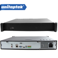 New 1 5U Casing 36CH 960P 720P 25Ch 2MP NVR For 5MP 3MP 1080P IP Camera