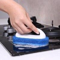 Cepillo de baño de descontaminación potente 1 Limpieza de PC, borrador de esponja mágico, limpiador, esponjas de limpieza para limpieza de cocina y baño