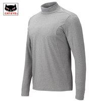 CATEYE Thermal Fleece Hiking Shirt Windproof Cycling Bicycle Jerseys Camping T Shirt Mount Outdoor Sport Shirts