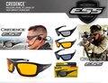 5B Credências Balístico Militar Do Exército Dos Homens Do Esporte óculos de Sol óculos de Marca Óculos Polarizados Óculos Ao Ar Livre CS Gafas UV400