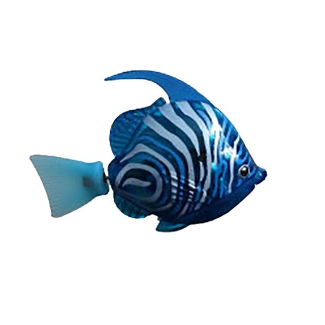 1PCS Robot Electronic Deep Sea Plastic Swimming Fish  6