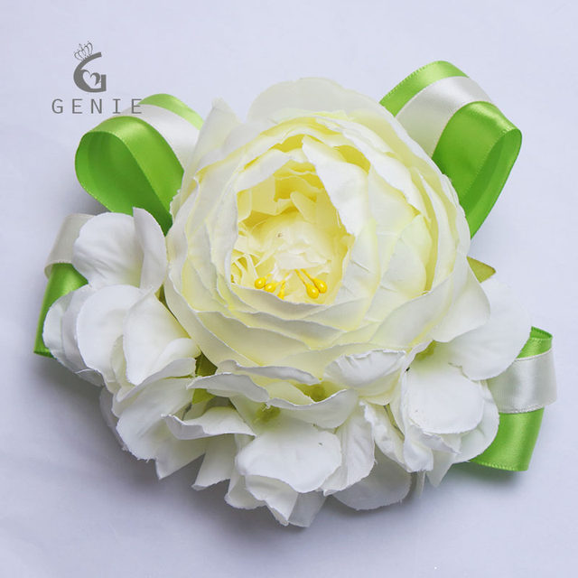 Online shop genie artificial flowers rustic wedding car decoration genie artificial flowers rustic wedding car decoration set love heart peony silk flower pull ribbon bows diy car decor supplies junglespirit Image collections