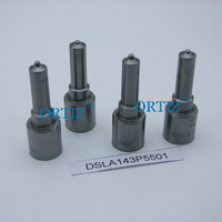 Injector Diesel Nozzle DSLA143P5501 ORTIZ Fuel Injector Diesel Nozzle DSLA 143 P 5501 Common Injector Nozzle