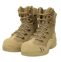 New America Sport Army Men S Tactical Boots Desert Outdoor Hiking Leather Boots Military Enthusiasts Marine