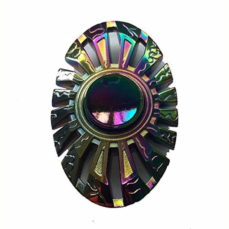 2017 Hot Top Spinner Toy Fidget Spinner Steel Hand Spinner Educational Toys Spinner Hand  Toys For Children s
