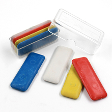 4PCS/box Sewing Tools Colorful Erasable Fabric Tailor's Chalk Dressmakers Chalk DIY Clothing Making
