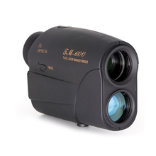 600m/1000m/1500m laser Distance Meter 7X25 Rangefinder Golf Hunting Telescope Speed measurement