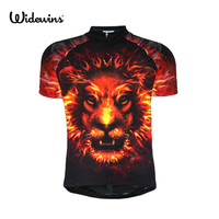 Devil Lion Men Outdoor Quick Dry Bicycle Cycling Jersey Ride Short Sleeves Clothing Maillot Ciclismo Bike