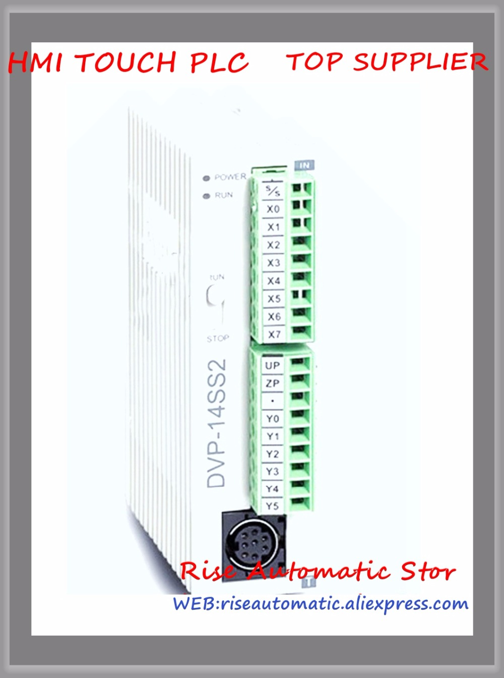все цены на  DVPACAB7E10 New Original Delta PLC I/O extension cable for connecting external terminal modules  онлайн