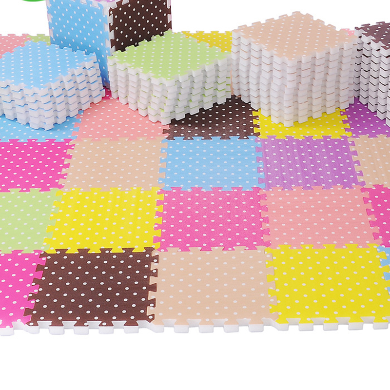1pc Best Selling Childrenu0027s Soft Developing Crawling Rugs Play Foam Mat Pad  Floor For Baby Fun