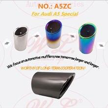 4 вида цветов автомобильный наконечник выхлопной трубы/глушитель