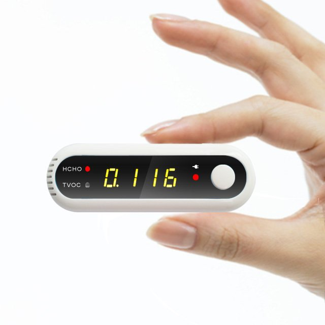 Portable formaldehyde detector Household detection of formaldehyde HCHO Benzene detection TVOC air quality testing instrument  цены