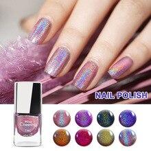 2019 Hot sale 1pc Nail Polish Glittering DIY Long Lasting Shine Manicure Art Accessories