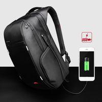 USB Charging Backpack 15 6 Inch Luminous Travel Camera Computer Bag Business Men And Women Anti